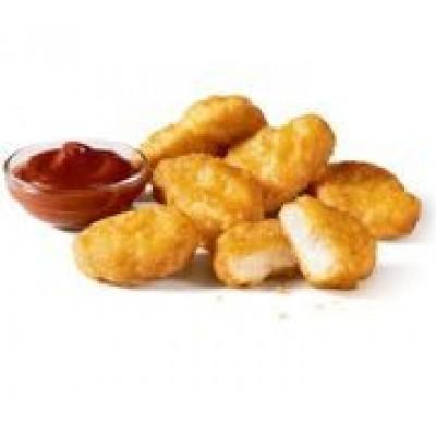 Наггетсы куриные с соусом «HEINZ» барбекю